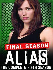 Alias:Complete Fifth Season - (Region 1 Import DVD)