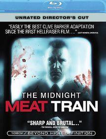 Midnight Meat Train - (Region A Import Blu-ray Disc)