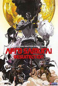 Afro Samurai:Resurrection (Director's Cut) - (Region 1 Import DVD)