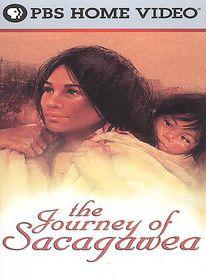 Journey of Sacagawea - (Region 1 Import DVD)