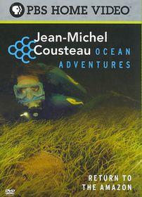 Jean Michel Cousteau:Ocean Adventures - (Region 1 Import DVD)