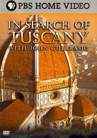 In Search of Tuscany with John Guerra - (Region 1 Import DVD)