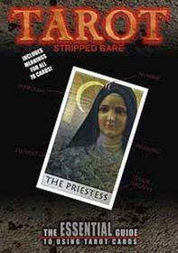 Tarot Stripped Bare - (Region 1 Import DVD)