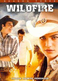 Wildfire Season 3 - (Region 1 Import DVD)