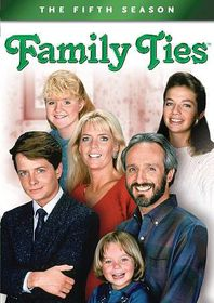 Family Ties:Fifth Season - (Region 1 Import DVD)