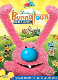 Bunnytown:Hello Bunnies - (Region 1 Import DVD)