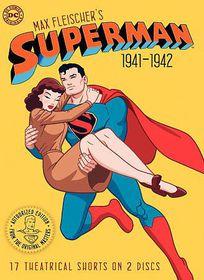 Max Fleischer's Superman - (Region 1 Import DVD)