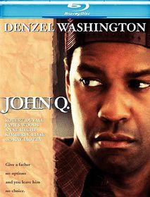 John Q - (Region A Import Blu-ray Disc)