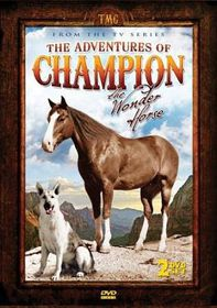 Adventures of Champion - (Region 1 Import DVD)