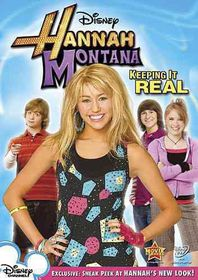 Hannah Montana:Keeping It Real - (Region 1 Import DVD)