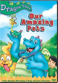 Dragon Tales:Our Amazing Pets - (Region 1 Import DVD)