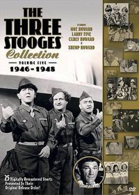 Three Stooges Collection:1946-1948 - (Region 1 Import DVD)