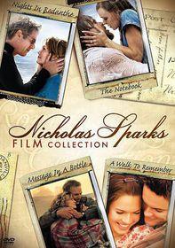 Nicholas Sparks Film Collection - (Region 1 Import DVD)
