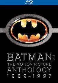 Batman:Motion Picture Anthology - (Region A Import Blu-ray Disc)