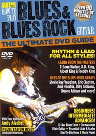 Guitar World:How to Play Blues & Blue - (Region 1 Import DVD)