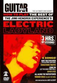 Guitar World: Electric Ladyland - (Region 1 Import DVD)