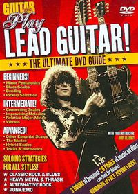 Guitar World:Play Lead - (Region 1 Import DVD)