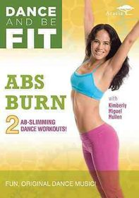 Dance and Be Fit:Abs Burn - (Region 1 Import DVD)