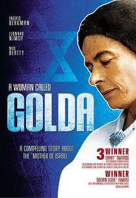 Woman Called Golda - (Region 1 Import DVD)