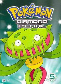 Pokemon Diamond & Pearl Vol 5 - (Region 1 Import DVD)