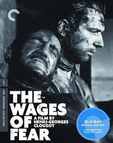 Wages of Fear - (Region A Import Blu-ray Disc)
