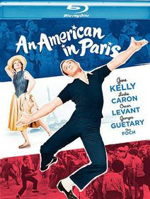 American in Paris - (Region A Import Blu-ray Disc)