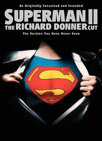 Superman II:Richard Donner Cut - (Region 1 Import DVD)