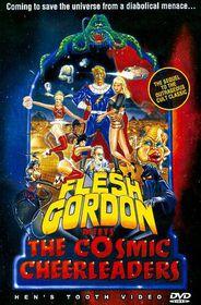 Flesh Gordon Meets the Cosmic Cheerle - (Region 1 Import DVD)
