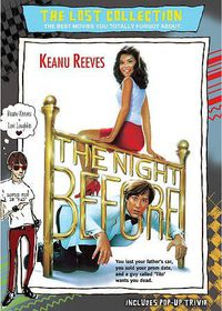Night Before (Lost Collection) - (Region 1 Import DVD)