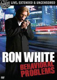 Ron White:Behavioral Problems - (Region 1 Import DVD)