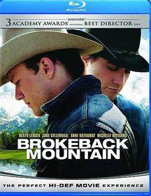 Brokeback Mountain - (Region A Import Blu-ray Disc)