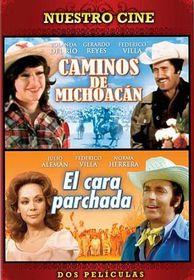 Caminos De Michoacan/El Cara Parchada - (Region 1 Import DVD)