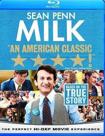 Milk - (Region A Import Blu-ray Disc)