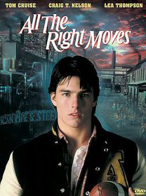 All the Right Moves - (Region 1 Import DVD)