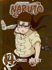 Naruto Uncut Box Set Vol 14 - (Region 1 Import DVD)