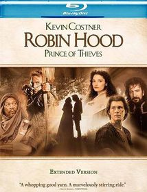 Robin Hood:Prince of Thieves (Extended Cut) - (Region A Import Blu-ray Disc)