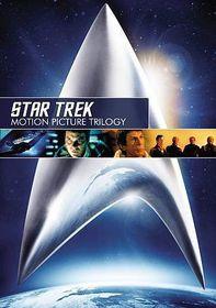 Star Trek:Motion Picture Trilogy - (Region 1 Import DVD)