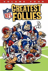Nfl Greatest Follies Volume Four - (Region 1 Import DVD)