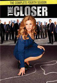 Closer:Complete Fourth Season - (Region 1 Import DVD)