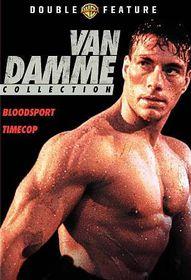 Van Damme Collection:Bloodsport/Timecop - (Region 1 Import DVD)