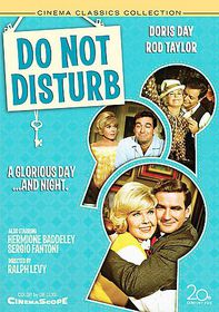 Do Not Disturb - (Region 1 Import DVD)