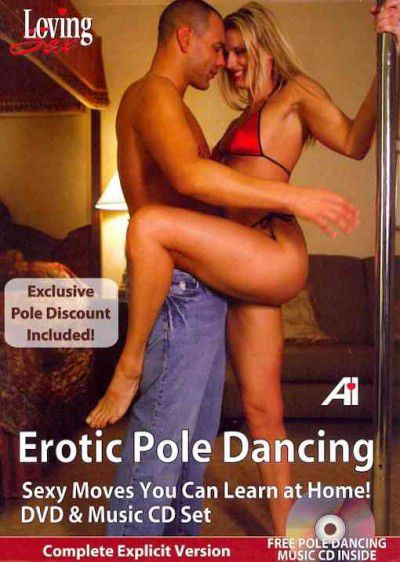 Erotic dancing dvd
