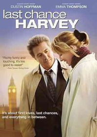Last Chance Harvey - (Region 1 Import DVD)