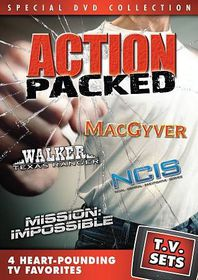 TV Sets:Action Packed - (Region 1 Import DVD)