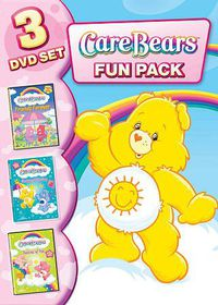 Care Bears Family Fun Pack - (Region 1 Import DVD)