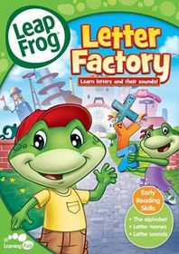 Leapfrog:Letter Factory - (Region 1 Import DVD)