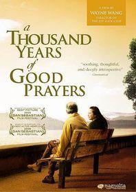 Thousand Years of Good Prayers - (Region 1 Import DVD)