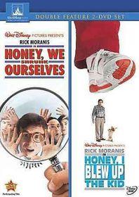 Honey We Shrunk Ourselves/Honey I Ble - (Region 1 Import DVD)