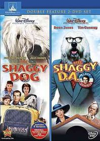 Shaggy Da/Shaggy Dog (1959) - (Region 1 Import DVD)