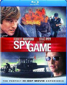 Spy Game - (Region A Import Blu-ray Disc)